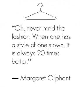 fashion_style margarget oliphant